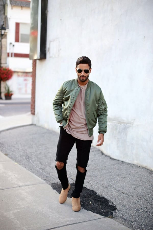 Best Bomber Jackets For Men