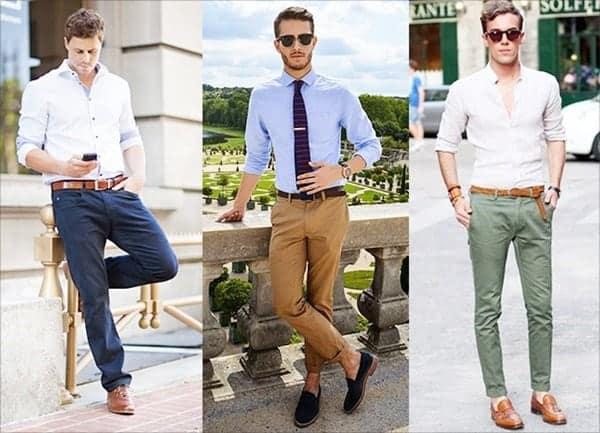 Combination shirt photos pant Formal Pant