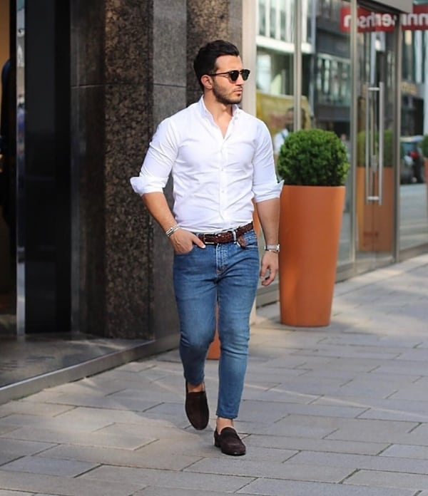 Best Shirt and Pant Combination For Men
