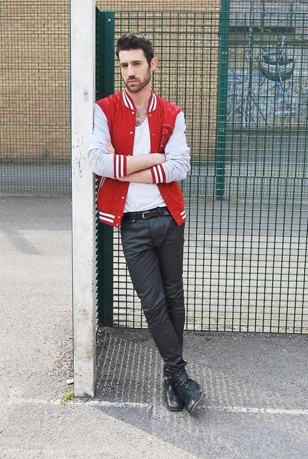 Insanely Cool Baseball Jackets for Men