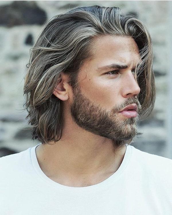 Cool Hairstyles For Men With Beard To Copy This Year