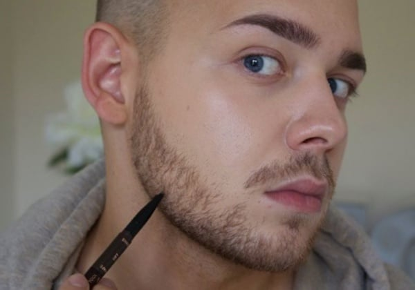How To Fix Patchy Facial Hair