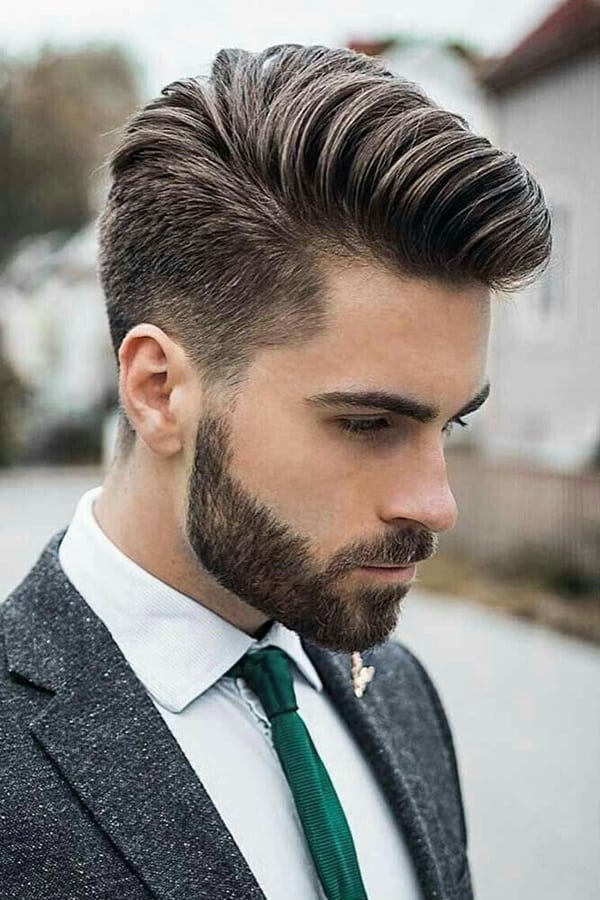 Popular Hairstyles For Men To Copy