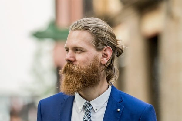 39 Amazing Beard Styles With Long Hair For Men Fashion Hombre