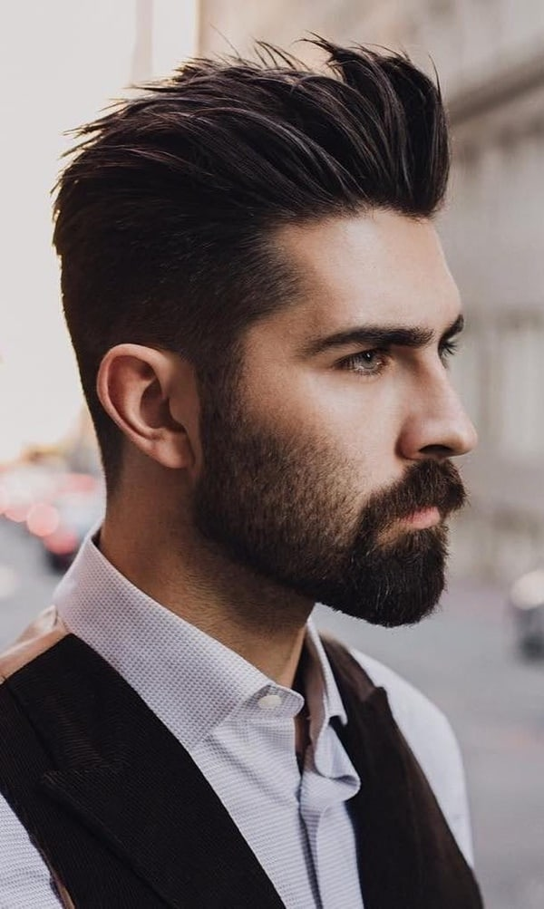 42 Impressive Medium Hairstyles For Men With Thick Hair