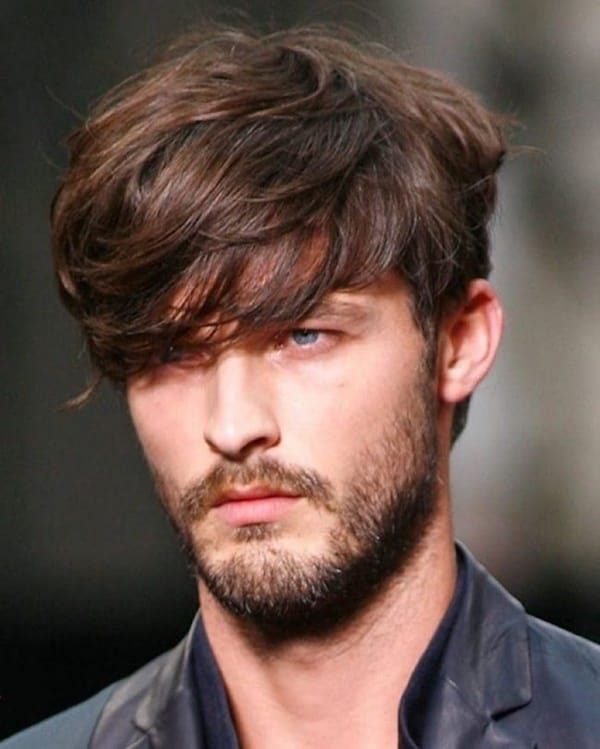 Impressive Medium Hairstyles For Men With Thick Hair