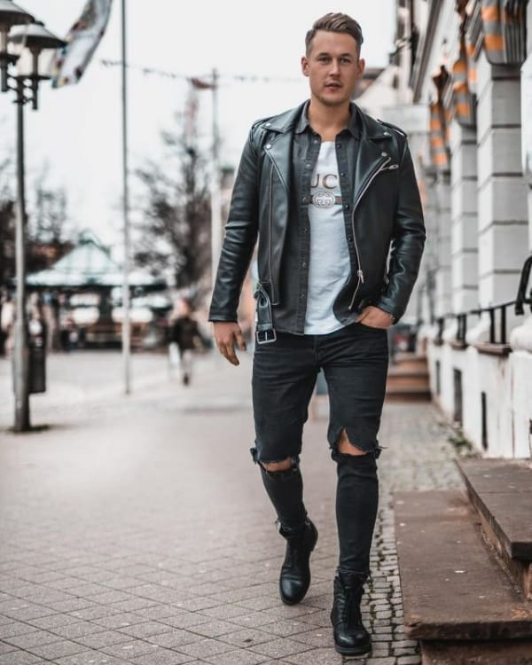 Urban Street Style Outfits For Men