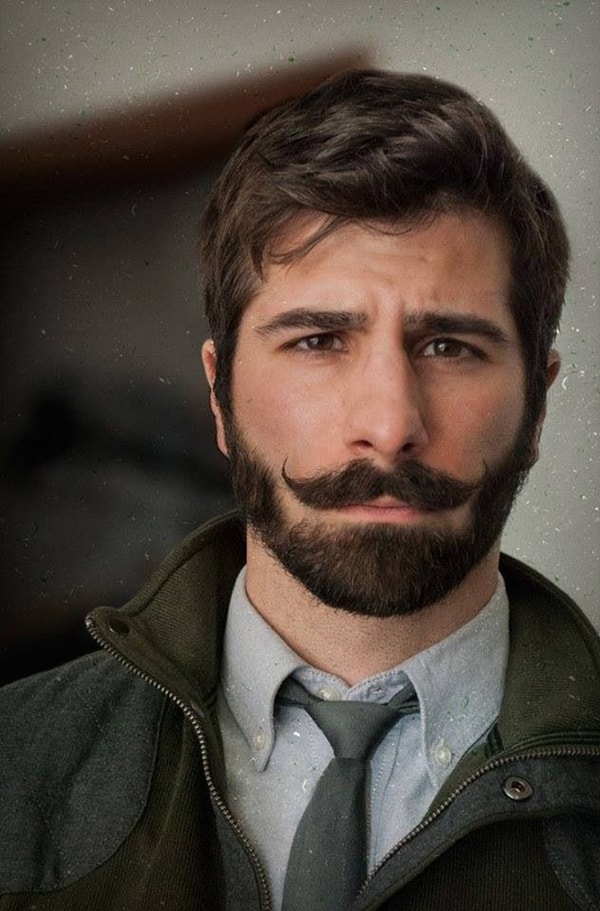 Best Beard Styles For Round Face