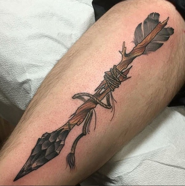 Cool Arrow Tattoos For Men With Meaning