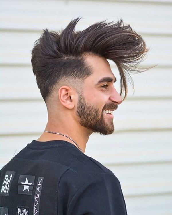 30 Best Hairstyle Ideas For Stylish Men - Fashion Hombre