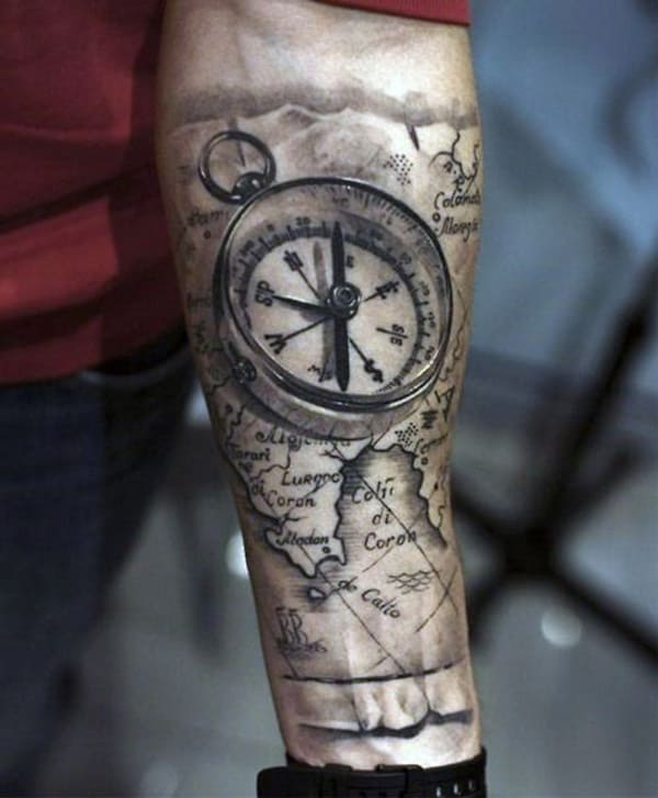 Best Small Forearm Tattoos For Guys