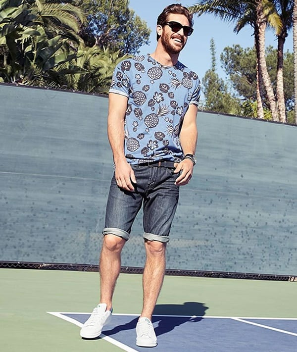 30 Cool And Stylish Beach Outfit For Men Fashion Hombre