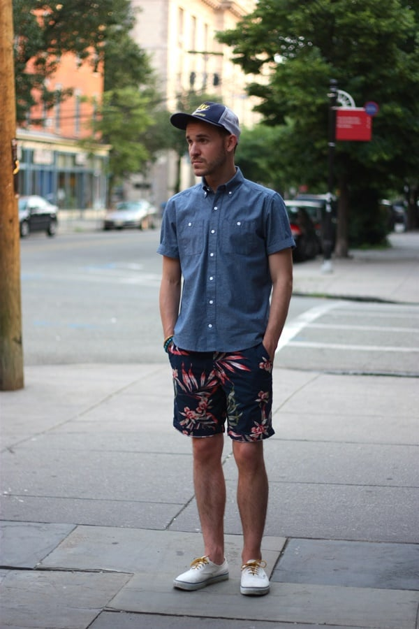 Cool And Stylish Beach Outfit For Men