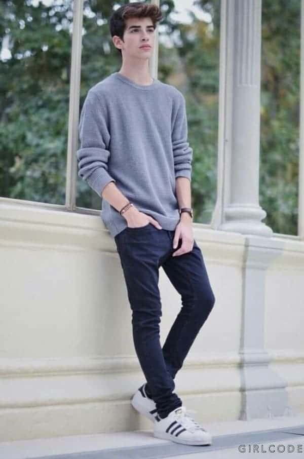 68 Cool Outfits For Teenage Guys To Try