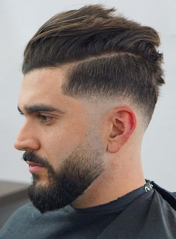 Stylish Faded Beard Styles For Men To Copy