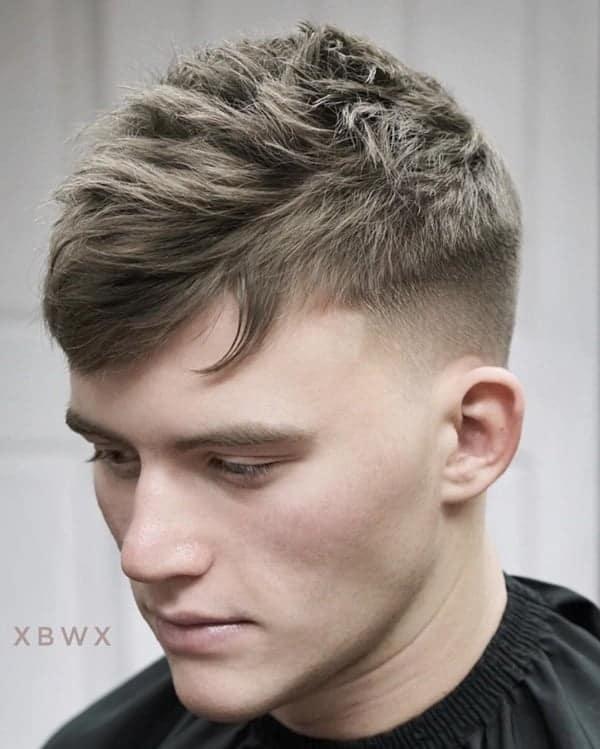 Short Haircuts For Fine Hair Men 101