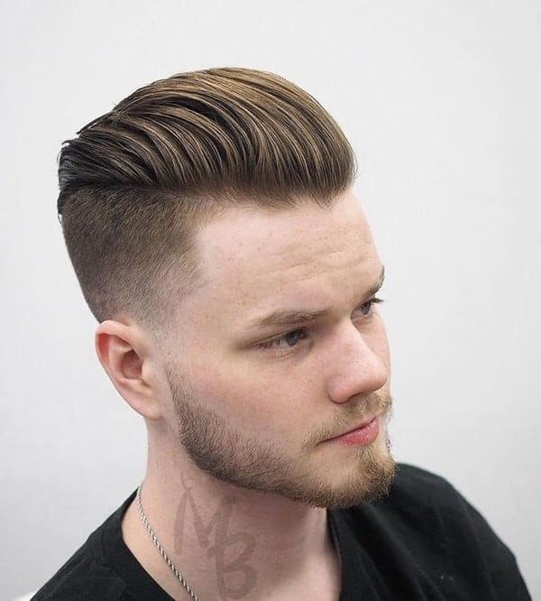 57 Stylish Hairstyles For Men With Thin Hair And Big Forehead