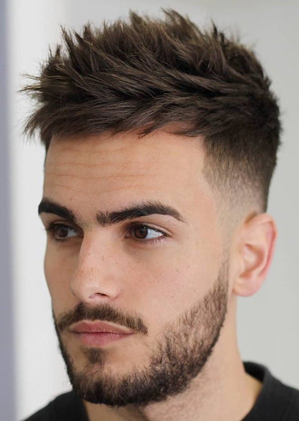 Stylish Hairstyles For Men With Thin Hair And Big Forehead