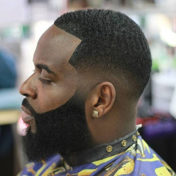 Trendy Afro Hairstyles For Black Guys