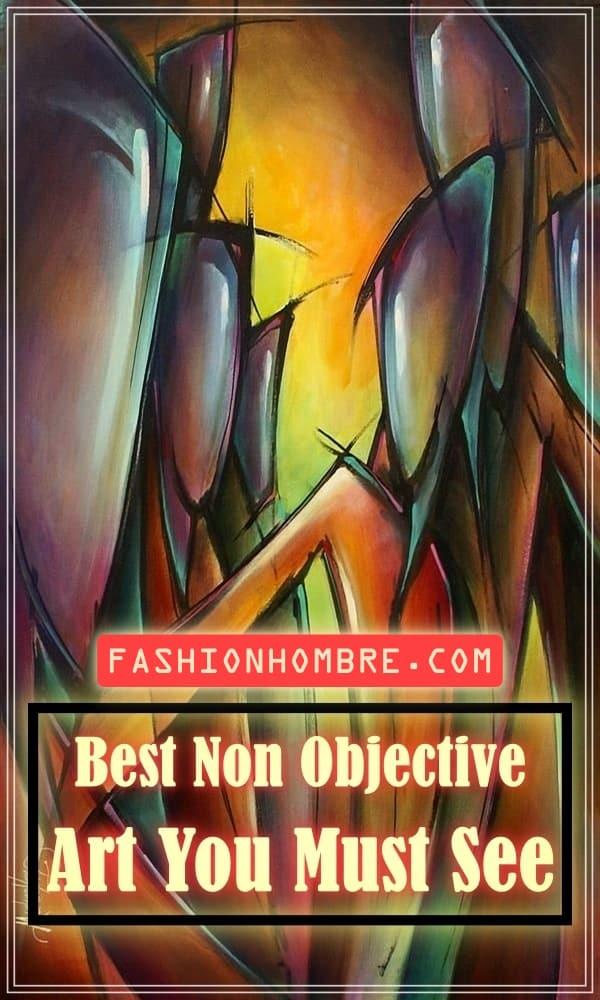 Non Objective Art