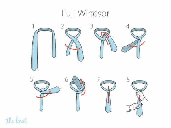 Stylish Different Ways To Tie a Tie
