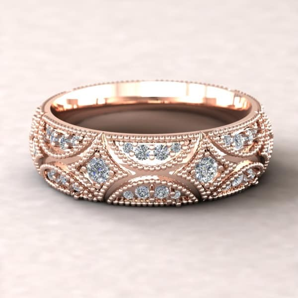 Wedding Band Trends For Men
