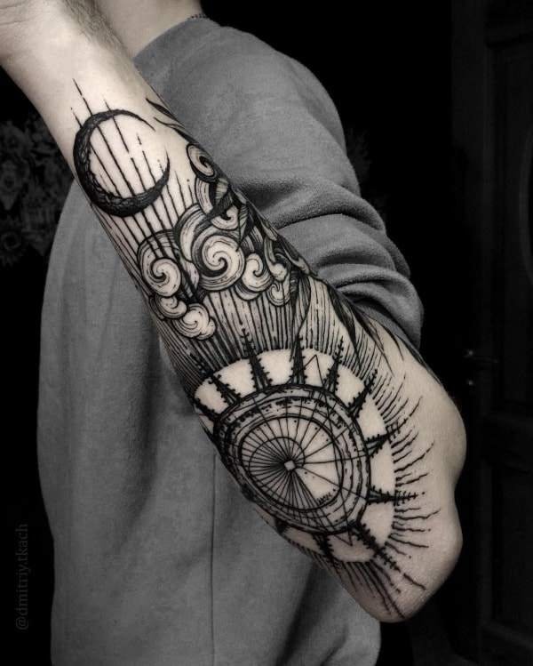 Incredible Forearm Tattoos For Guys