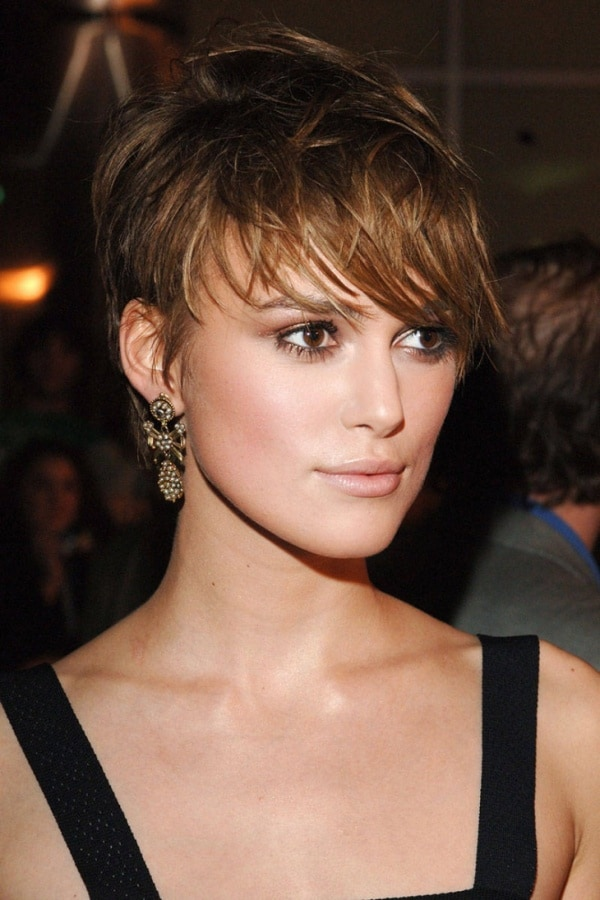 Cute Short Hairstyles For Fat Faces And Double Chins To Copy!