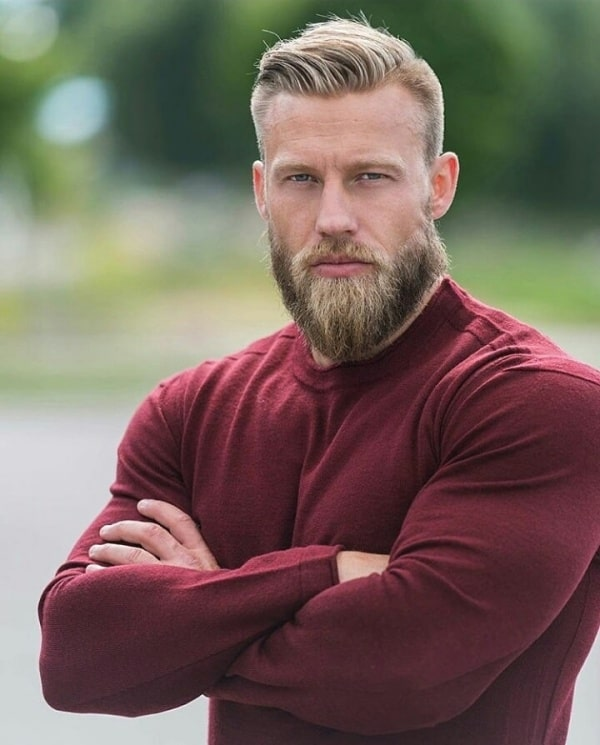 Dashing Beard Styles For Fat Guys