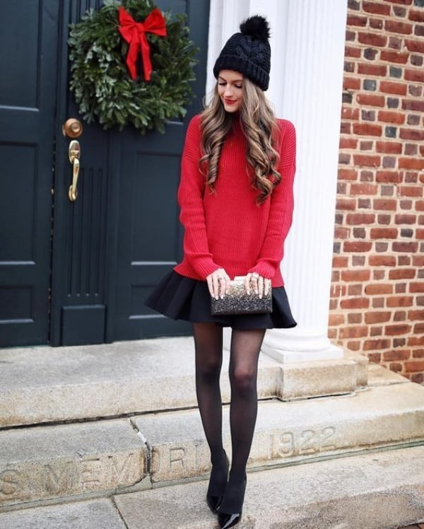 Christmas Outfit Ideas For Teens