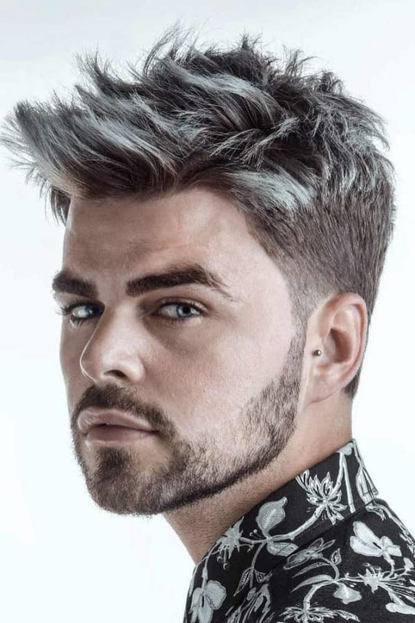 Stylish Faded Beard Styles For Men To Look Smart
