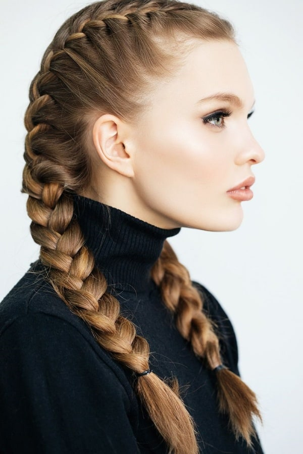 74 Easy Braided Hairstyles For Long Hair To Try Fashion Hombre