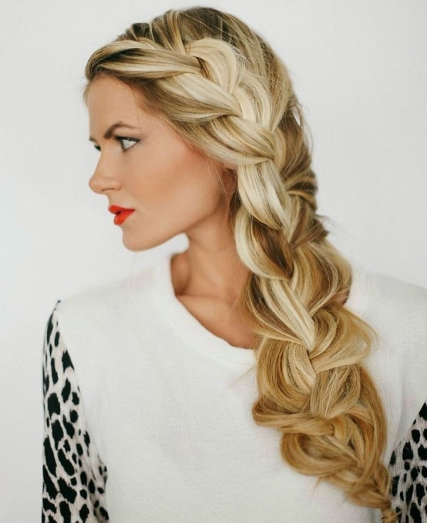 Cute And Easy Braided Hairstyles For Long Hair To Try