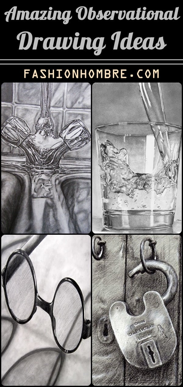 Observational Drawing Ideas