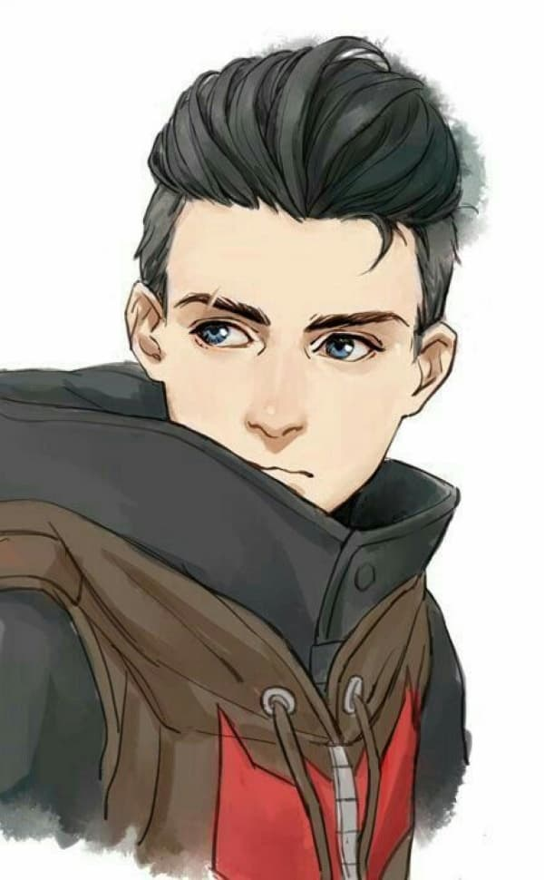 55 Badass Male Anime Hairstyles To Try In 2021 Fashion Hombre