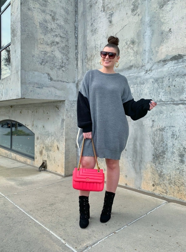 Classy Oversized Sweater Outfit Ideas For Women
