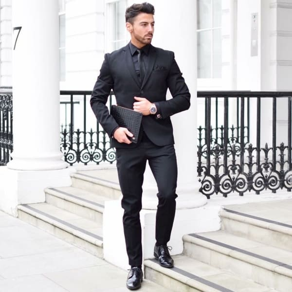 Dashing Formal Outfit Ideas For Men