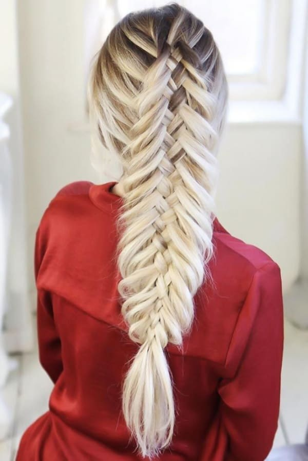 Easy Braided Hairstyles For Long Hair