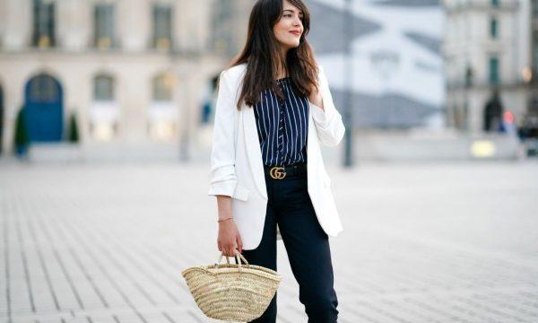 White Blazer Outfit Ideas For Work