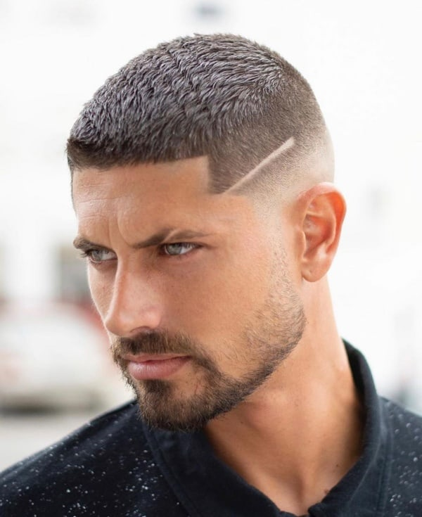 65 Stylish Short Hairstyles For Men in 2020 - Fashion Hombre