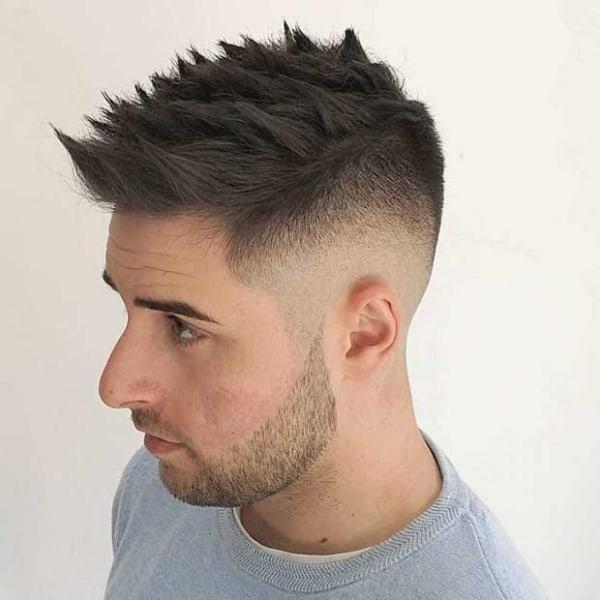 Stylish Short Hairstyles For Men