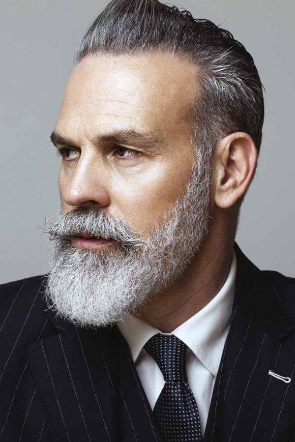 Fresh Hairstyles For Men Over 50