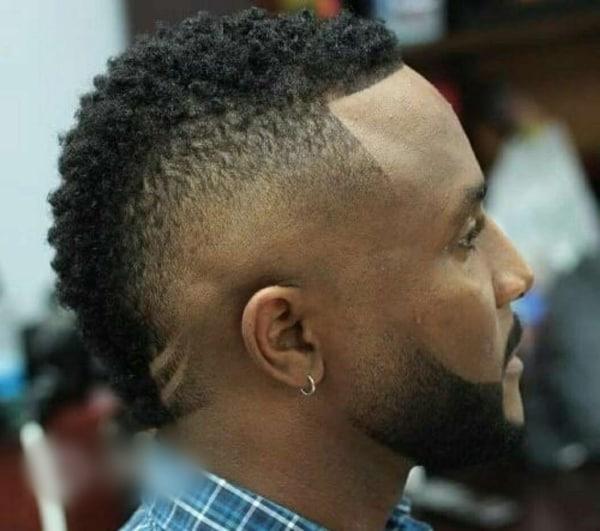 Fresh Short Hairstyles For Black Men