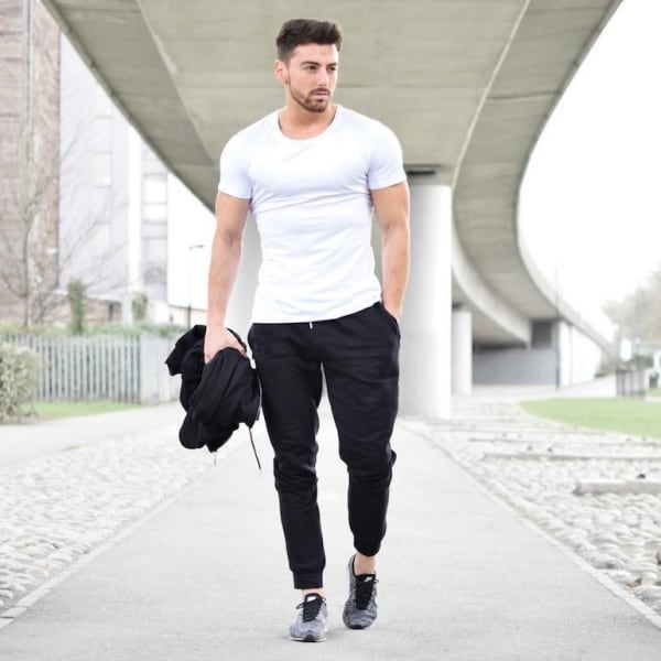 Best Jogger Outfits For Men